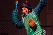 Brian Patrick Butler in The Nutcracker - New Village Arts